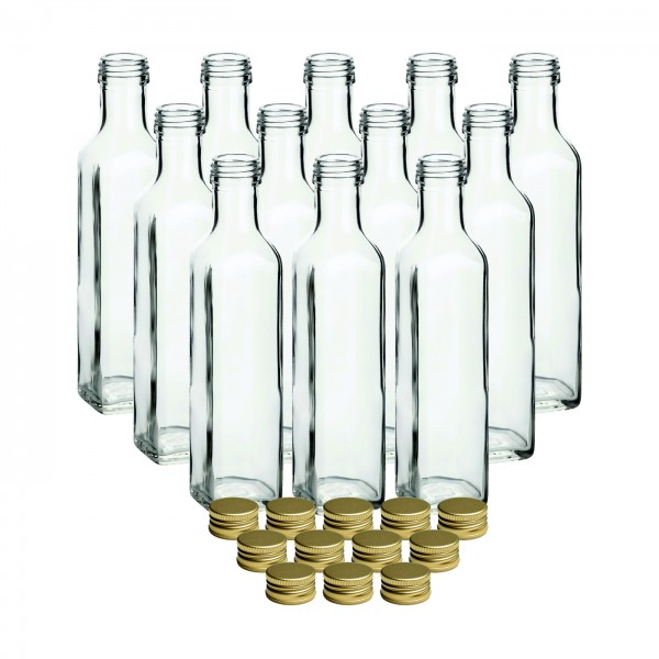 24er Set - 250 ml Maraska gold